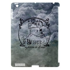 Once Upon A Time Apple Ipad 3/4 Hardshell Case (compatible With Smart Cover) by StuffOrSomething