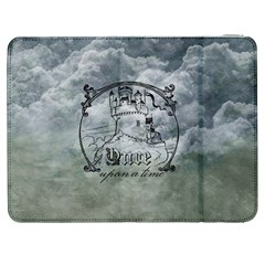 Once Upon A Time Samsung Galaxy Tab 7  P1000 Flip Case by StuffOrSomething
