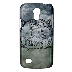 Once Upon A Time Samsung Galaxy S4 Mini (gt I9190) Hardshell Case  by StuffOrSomething