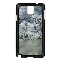 Once Upon A Time Samsung Galaxy Note 3 N9005 Case (black) by StuffOrSomething