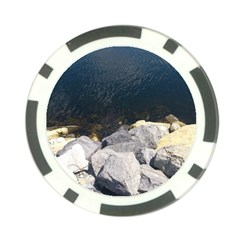 Atlantic Ocean Poker Chip (10 Pack) by DmitrysTravels