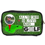 Golfer s toiletries bag - Toiletries Bag (Two Sides)