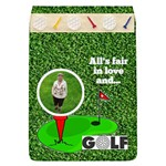 Lady Golfer s removable flap cover - Removable Flap Cover (L)