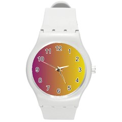 Tainted  Plastic Sport Watch (medium) by Colorfulart23