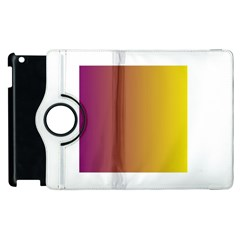 Tainted  Apple Ipad 2 Flip 360 Case by Colorfulart23