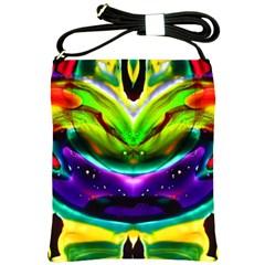 Us Shoulder Sling Bag by saprillika