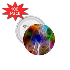 Fractal Fantasy 1 75  Button (100 Pack) by StuffOrSomething