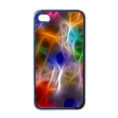 Fractal Fantasy Apple Iphone 4 Case (black) by StuffOrSomething