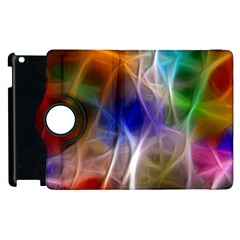 Fractal Fantasy Apple Ipad 3/4 Flip 360 Case by StuffOrSomething