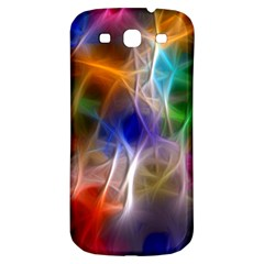 Fractal Fantasy Samsung Galaxy S3 S Iii Classic Hardshell Back Case by StuffOrSomething