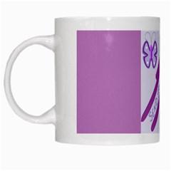 Send Spoons White Coffee Mug by FunWithFibro