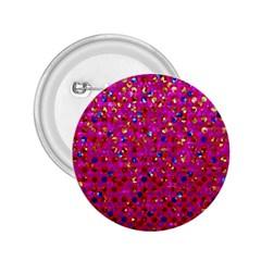Polka Dot Sparkley Jewels 1 2 25  Button by MedusArt