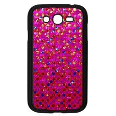 Polka Dot Sparkley Jewels 1 Samsung Galaxy Grand Duos I9082 Case (black) by MedusArt