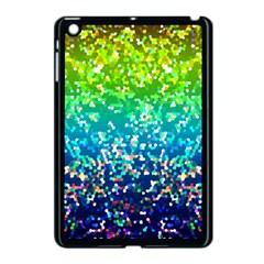 Glitter 4 Apple Ipad Mini Case (black) by MedusArt