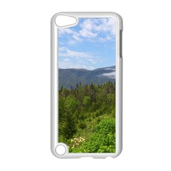 Newfoundland Apple Ipod Touch 5 Case (white) by DmitrysTravels