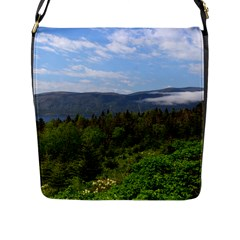 Newfoundland Flap Closure Messenger Bag (large) by DmitrysTravels