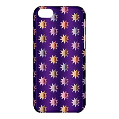 Flare Polka Dots Apple iPhone 5C Hardshell Case