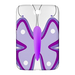 Cute Awareness Butterfly Samsung Galaxy Note 8 0 N5100 Hardshell Case