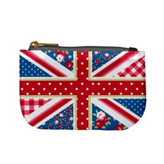 England By Divad Brown   Mini Coin Purse   Uqjsw52u1uuu   Www Artscow Com Front