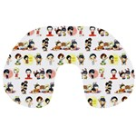 Shinhwa Chibi Neack Travel Pillow 2 - Travel Neck Pillow