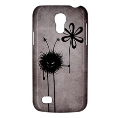 Evil Flower Bug Vintage Samsung Galaxy S4 Mini (gt I9190) Hardshell Case  by CreaturesStore