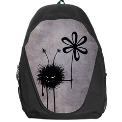 Evil Flower Bug Vintage Backpack Bag by CreaturesStore