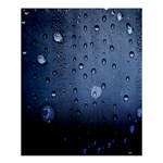 water drop - Shower Curtain 60  x 72  (Medium)