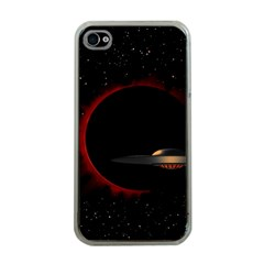 Altair Iv Apple Iphone 4 Case (clear) by neetorama
