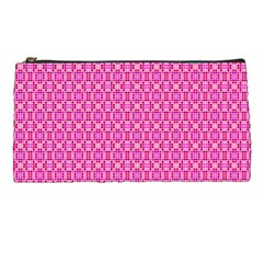 Pink Kaleidoscope Pencil Case by Khoncepts
