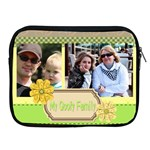 family - Apple iPad Zipper Case