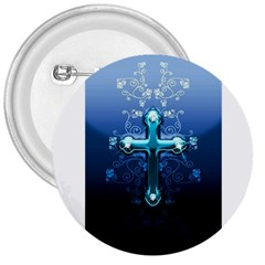 Glossy Blue Cross Live Wp 1 2 S 307x512 3  Button by ukbanter