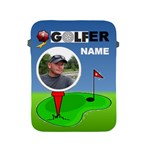 #1 Golfer Apple iPad soft case - Apple iPad 2/3/4 Protective Soft Case