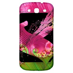 Elegant Writer Samsung Galaxy S3 S Iii Classic Hardshell Back Case by StuffOrSomething
