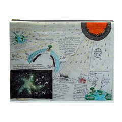 Neutrino Gravity, Cosmetic Bag (xl) by creationtruth