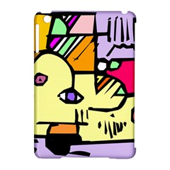 Fighting The Fog Apple Ipad Mini Hardshell Case (compatible With Smart Cover) by FunWithFibro