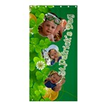 st patrick s Day - Shower Curtain 36  x 72  (Stall)