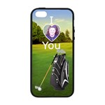 I Love You Golf iPhone 5/5s soft edge Hardshell case - Apple iPhone 5/5S Soft Edge Hardshell Case