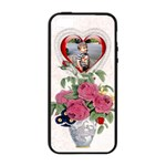 Roses and heart iPhone 5/5s Soft Edge Hardshell Case - Apple iPhone 5/5S Soft Edge Hardshell Case