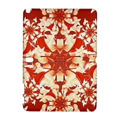 Digital Decorative Ornament Artwork Samsung Galaxy Note 10 1 (p600) Hardshell Case by dflcprints