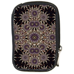 Luxury Ornament Refined Artwork Compact Camera Leather Case by dflcprints