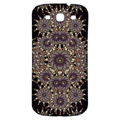 Luxury Ornament Refined Artwork Samsung Galaxy S3 S Iii Classic Hardshell Back Case by dflcprints