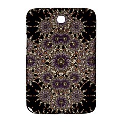 Luxury Ornament Refined Artwork Samsung Galaxy Note 8 0 N5100 Hardshell Case  by dflcprints