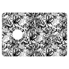 Flower Lace Kindle Fire Hdx 7  Flip 360 Case by rokinronda