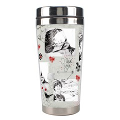 Stainless Steel Travel Tumbler By Deca   Stainless Steel Travel Tumbler   Liyxvy4cler6   Www Artscow Com Center