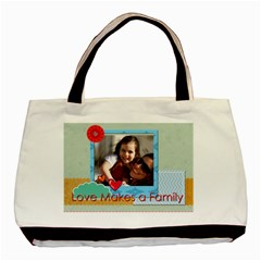 Family By Family   Basic Tote Bag (two Sides)   9dz2re9anywe   Www Artscow Com Front