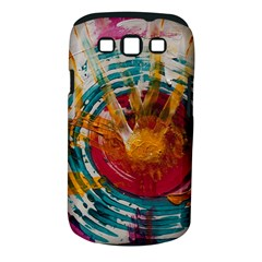 Art Therapy Samsung Galaxy S III Classic Hardshell Case (PC+Silicone)