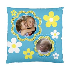 Family Cushion Case (2 Sided) By Deborah   Standard Cushion Case (two Sides)   L1virag9nu5i   Www Artscow Com Front