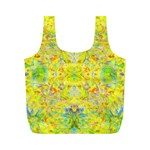 prettyyellowbag - Full Print Recycle Bag (M)