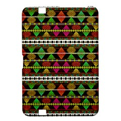 Aztec Style Pattern Kindle Fire Hd 8 9  Hardshell Case by dflcprints