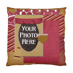 2 Sided Pillow By Lisa Minor   Standard Cushion Case (two Sides)   Onkqb9uu9u7v   Www Artscow Com Front